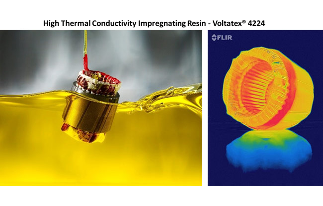 High Thermal Conductivity Impregnating Resin - Voltatex® 4224