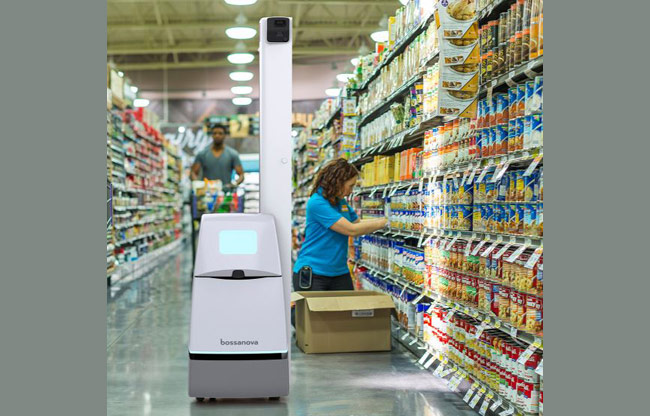Autonomous Data Capture and Analysis of On-Shelf Inventory