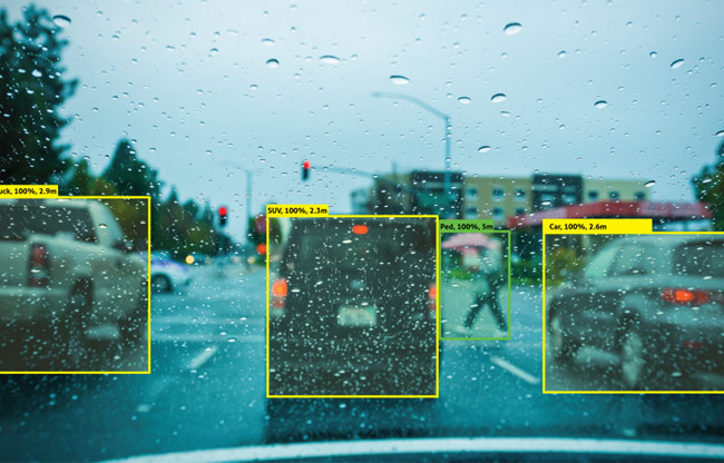Brodmann17 Software-only Perception Technology for Automated Driving.