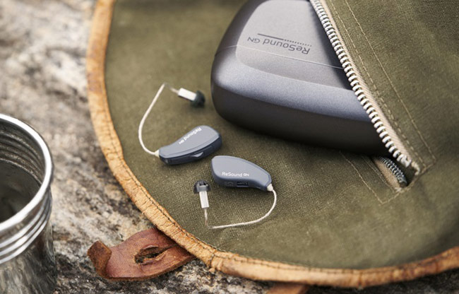 GN Hearing Aids featuring Audio Streaming for Hearing Aids (ASHA)