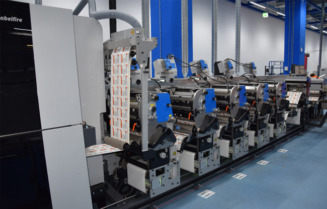 Groundbreaking digital printing technology for FMCGs