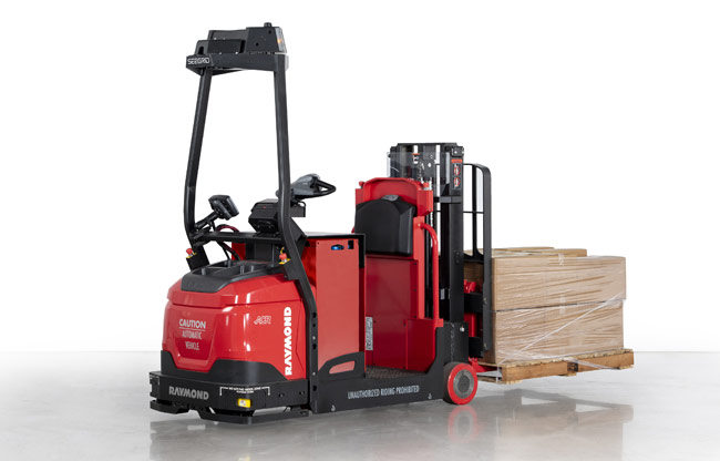 Raymond Courier™ 3030 Automated Stacker